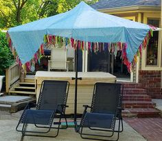 Wedding Patio Canopy Umbrella Cover Boho Hippie Patio Tent Bed