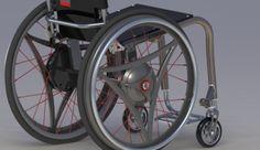 Rowheels: Μηχανικός της NASA με τετραπληγία (ξανα)ανακαλύπτει τον τροχό! [video]   Περιοδικό Αυτονομία - Disabled.GR