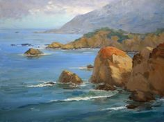 Coastal Clearing by Timon Sloane