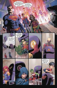 Super Sons Issue - Read Super Sons Issue comic online in high quality Dc Comics, Raven Comics, Comics Online, Young Avengers, New Avengers, Batman The Long Halloween, Superhero Facts, Teen Titans Fanart, Univers Dc