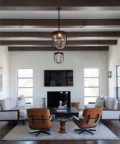 Factory  Andrea May, award winning La Jolla interior designer, decorator and color consultant.