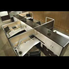 Modular Office Furniture - Workstations, cubicles, systems, modern, contemporary
