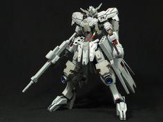 Custom Build: HG 1/144 Gundam Vidar - Gundam Kits Collection News and Reviews
