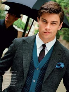 Dear future husband... please look like this, face and clothes. thanks.