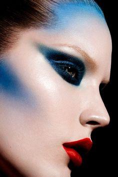 Makeup drama