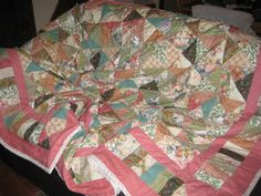 patchwork quilts | Patchwork Quilt at Broome Park Farm