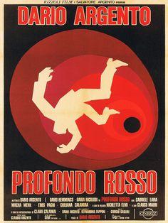 """Profondo Rosso (1975) """"Prelúdio Para Matar"""""""