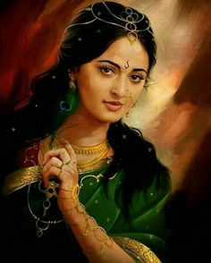 41 Ideas For Digital Art Female Fantasy Artworks Indian Women Painting, Indian Art Paintings, Oil Paintings, Beautiful Girl Indian, Beautiful Indian Actress, Beautiful Life, Prabhas And Anushka, Prabhas Pics, Cartoon Painting