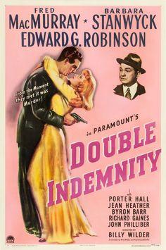 Double Indemnity (Wilder,1944)