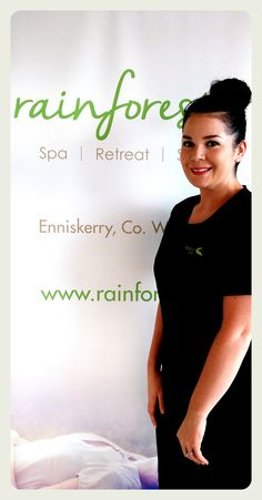 Meet & greet... Rainforest General Manager Kathy Kiely - winner of Best Employee 2014 in Irish Spa Awards. www.rainforest.ie #rainforest #spa #dayspa #salon #massage #facials #wicklow #dublin #ireland #best #retreat #offers #relax