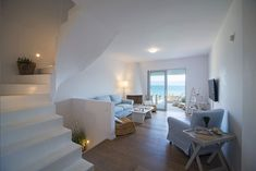 Athens City, Archaeological Site, 5 Hours, Sitting Area, All Modern, Villas, Seaside, Greece, Villa