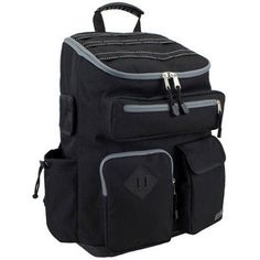 Eastsport - Cargo Top Loader Backpack - Walmart.com. Black BackpackBackpack  BagsSchool BackpacksSchool BagsKids Backpacks For School 5a573646279e1