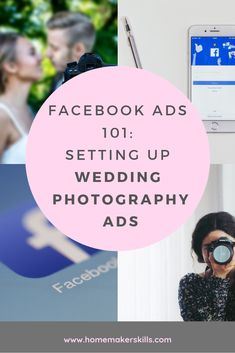 Learn the basics of running wedding photography ads on Facebook! - - - - - - #wedding #weddingphotography #photography #weddings #weddingprofessional # weddingcake #brides #weddingphotographymarketing #weddingphotographybusiness #photographer #facebookads Wedding Photography Marketing, Photography Business, First Ad, Facebook Business, Creating A Business, Business Pages, Do It Right, Engagement Couple, Brides