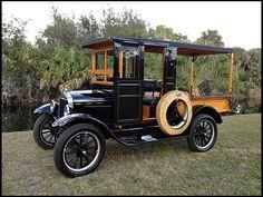 1926 Ford Model T Huckster