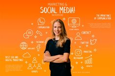 Looking for the right marketing technology to fit your Social Media Advertising needs? Explore your business with right social media strategy. Social Media Marketing Companies, Marketing Opportunities, Internet Marketing, Marketing Software, Content Marketing, Marketing Digital, Instagram Marketing, Blogging, Socialism