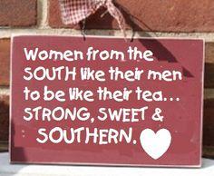 Love those Southern men!