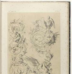 Свист bladranken встретил дирен, Мишель Liénard, 1866 - Поиск - Рейксмюзеум