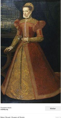 Su refugio en Inglaterra le significa a María una angustia aún mayor pues no obstante sus esperanzas de conseguir el apoyo de su prima la Reina Isabel i, se fueron desvanecieron gradualmente ante los prolongados y cada vez más difíciles años de cautiverio.