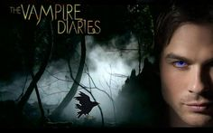 "The TV show ""The Vampire Diaries"" based on the book series written by L.J Smith. This is a whole supernatural drama television series by Kevin Williamson and Julie Plec. Vampire Diaries Damon, Vampire Diaries Wallpaper, Vampire Dairies, Vampire Diaries The Originals, Damon And Stefan, Original Vampire, Mystic Falls, Stefan Salvatore, Movies Showing"