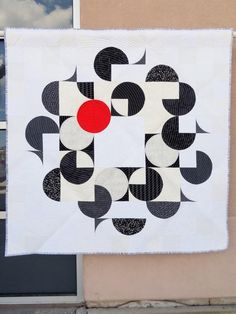 The Wonky Press #50: Modern Wholecloth Quilts, Thread Painting, and Some Great Links
