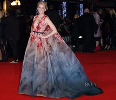 """""""The Hunger Games: Mockingjay Part 1"""" - World Premiere - Red Carpet Arrivals. Can I have this dress?!!! Gorgeous!"""