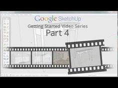 Getting started with Sketchup - Part 4