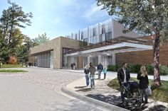 Houser Walker Architecture   Atlanta History Center Expansion