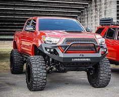You can't hate a modified Toyota Tacoma Lifted Tacoma, Toyota Tacoma 4x4, Tacoma Truck, Toyota Tundra, Toyota 4runner, 2016 Tacoma, Lifted Tundra, Toyota Trucks, Lifted Trucks