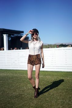 See the Best Coachella Street Style