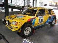 Peugeot 205 Turbo 16 — Wikipédia