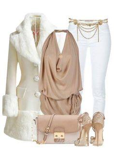 #Overcoat #Beauty #PureColor #Coat #Fashion #Clothing  #DressVenus.