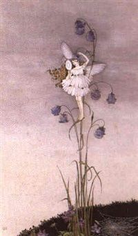 THE NEW HAT by Ida Rentoul Outhwaite