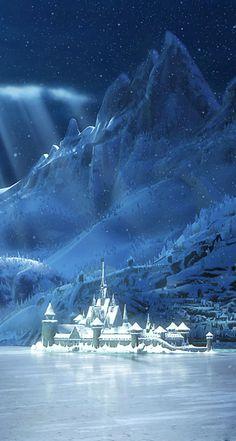 Le royaume glacé