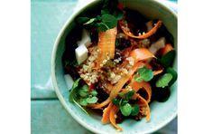 Quinoa med gedeost