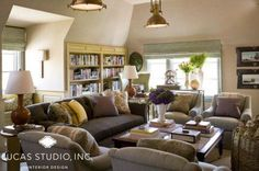 Lucas Studio Inc Stately Homes By The Sea Showhouse