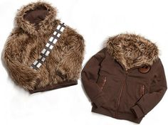 Marc Ecko Chewbacca Hoodie - That might actually manage to keep me warm this winter