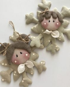 1 million+ Stunning Free Images to Use Anywhere Christmas Crafts For Gifts, Christmas Sewing, Felt Christmas, Christmas Angels, Christmas Decorations, Holiday Decor, Diy Rag Dolls, Handmade Angels, Polymer Clay Christmas