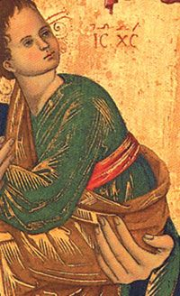 Mother of Perpetual Help, you are holding Jesus against your heart. Sustain us in our weakness as we look to the future and perhaps see it darkened by sickness and pain. We trust in your protection, because your very title of Perpetual Help is an invitation to confidence and hope.Our Mother of Perpetual Help, pray for us!