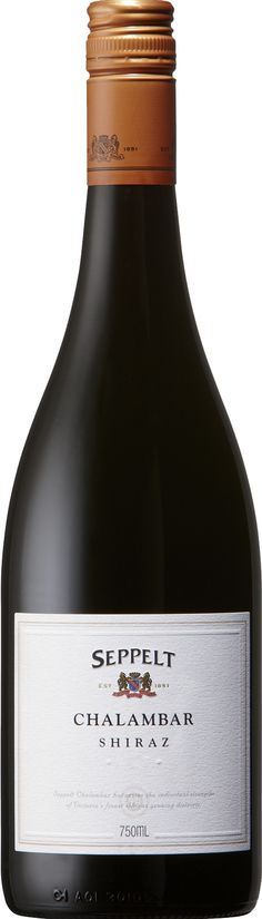 """Seppelt 'Chalambar' Shiraz 2013 96 points, """"This will age superbly, and is a great bargain."""" James Halliday Elegant, yet intense So much wine for the money! Wines, The Unit, Australia, Age, Elegant, Bottle, Classy, Chic, Flask"""