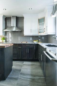 Kitchen Cabinets, Home Decor, Farm House, Kitchens, Decoration Home, Room Decor, Cabinets, Home Interior Design, Dressers