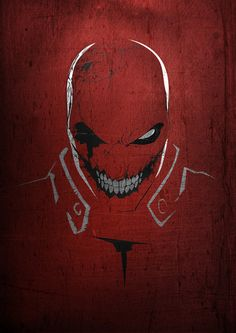 Red Hood #redhood #poster #Illustration P.s. simple quest for everyone) Why did Bill die?