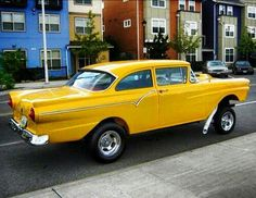 '57 Ford Gasser