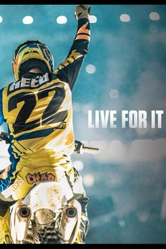Chad Reed love u man biggets fan we lov 2 ride forever freestyle motorcross