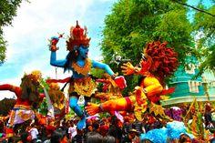 Ogoh-ogoh festival