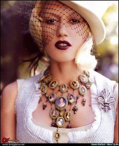 Love Gwen Stefani.