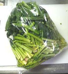 ほうれん草の冷凍保存方法 1ヶ月持つ