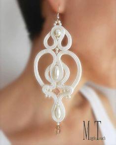 #bride #bridal #jewelry #bridalsoutache #wedding #gift #womensfashion #handmade #handmadejewelry #elegant #unique #madebyme #fashion #beads #handcrafted #pearls #crystals #etsyshop #glass #glassbeads #gems #earrings #love #girl #glamorous #etsy #elegant #perfect #art #artistic