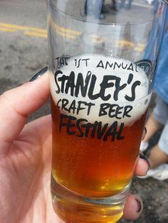 Stanley Beer Fest #advertising #typography