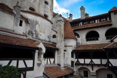 Dracula Castle, National Building, Famous Landmarks, Fortification, Photo Displays, Romania, Travel Photos, Universe, Pictures
