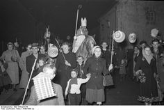 St. Martins lantern parade in Germany